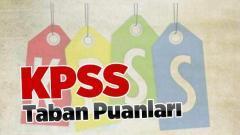 Hizmetli Ortaöğretim KPSS Atama Taban Puanları