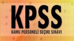KPSS Ortaöğretime rekor katılım!