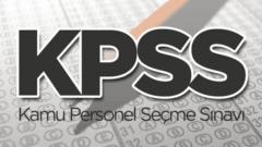 2016 KPSS Ortaöğretim Soru Kitapçığı ve Cevap Anahtarı Yayınlandı