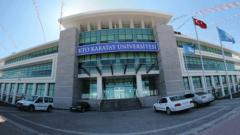 KTO Karatay Üniversitesi 130 Üniversite İçerisinde 6. Sırada