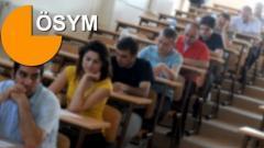 2021 ÖSYM Sınav Takvimi Açıklandı