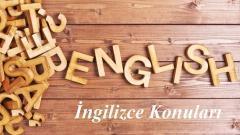 2021 LGS İngilizce Konuları ve Soru Dağılımı