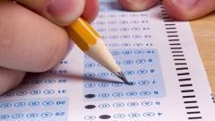 Üniversite sınavlarına hazırlık için 2. deneme sınavı