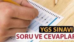2017 YGS soru ve çözümleri EBA'da